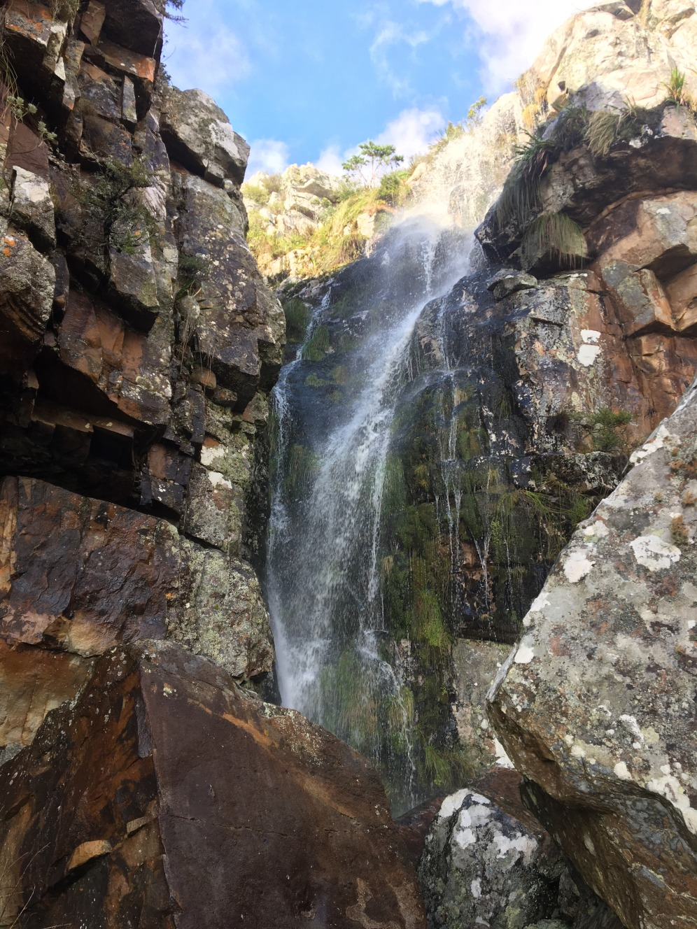 Cape Town Waterfalls