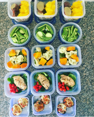 Meal Prep done